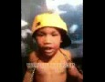Baby raps to Oh LETS Do IT by Waka Flocka