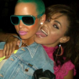 Amber Rose & Exotica(from the love of Ray J 2) ???